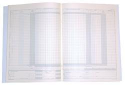 REGISTRO IVA CORRISPETTIVI FG.50 24X31