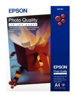 CARTA INK JET EPSON A4 GR.102 CF100 S041 061