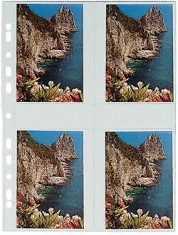BUSTA PORTAFOTO A4 21X15 2 SCOMPARTI CF.10
