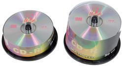 CD-R IN UFFICIO R80 700 MB CF.25