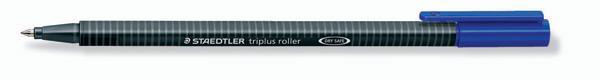 PENNARELLO ROLLER STAEDTLER TRIPLUS BLU CF.10