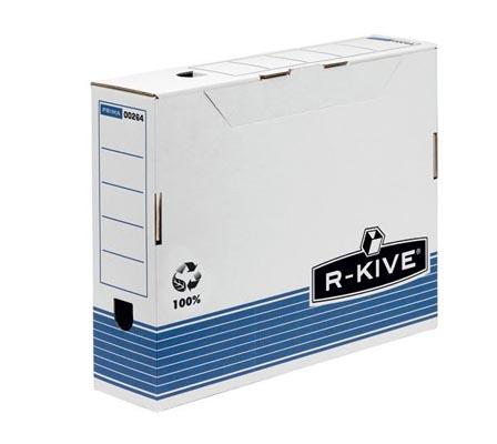 SCATOLA ARCHIVIO R-KIVELEGAL 35,5X25,3 DORSO CM.8
