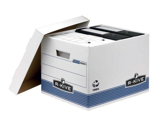 SCATOLA ARCHIVIO FELLOWES ARCHI BOX CON COPERCHIO