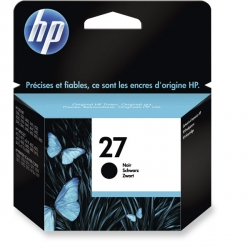 CARTUCCIA HP N.27 NEROC8727A