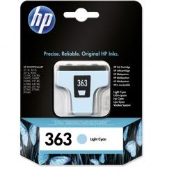 CARTUCCE HP N.363 CIANO L. 0,22K C8774E