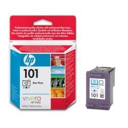 CARTUCCE HP N.101 BLUE P.CART. 0,4K C9365A