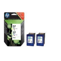CARTUCCIA HP N.57 COLORE MULTIPACK CF.2 C9503A