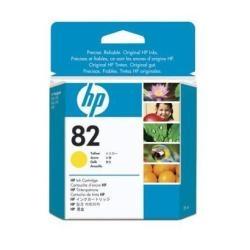 CARTUCCE HP N.82 GIALLO CH568A