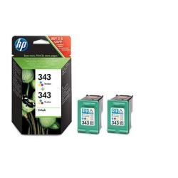 CARTUCCE HP N.343 CO.MULTIPACK CF.2 CB332E