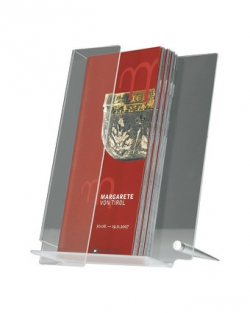 PORTA DEPLIANT DA TAVOLO TWISTER BOX KD 15X21