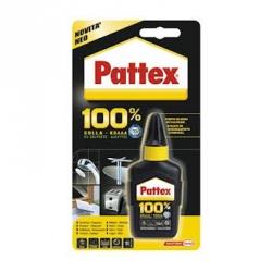 COLLA PATTEX 100% COLLA SENZA SOLVENTE G R.50 BLISTER