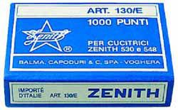 PUNTI CUCITR.130E CF.4X1000 ZENITH BLIST