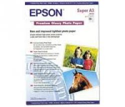 CARTA EPSON FOT.LUCID.A3+GR255 CF20 S041 316