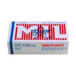 PUNTI CUCITRICE 515/8-24/8 ZENITH CF.1000