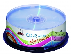 CD-R IN UFFICIO 700MB PRINT CAMP. CF.25