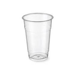 BICCHIERI PLAST.KRISTAL 100 CC CF.50