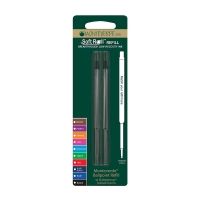 REFIL WATERMAN BLISTER PZ.2 NERO