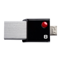 PEN DRIVE EMTEC 8GB 3.0 FLASH DRIVE GO T200
