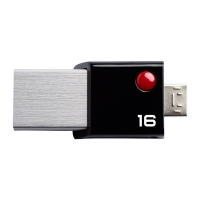 PEN DRIVE EMTEC 16GB 3.0 FLASH DRIVE GO T200