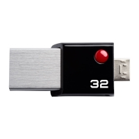 PEN DRIVE EMTEC 32GB 3.0 FLASH DRIVE GO T200