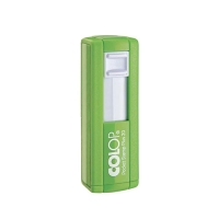 TIMBRO AUTOM.COLOP POCKET STAMP PLUS 20 VERDE