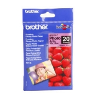 CARTA BROTHER PHOTO GLOSSY 10X15 GR.190 CF.20
