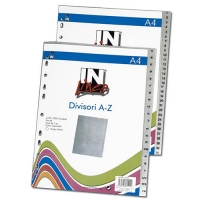 INTERCALARE NUMERICO A4 1/31 IN-LINEA PPL