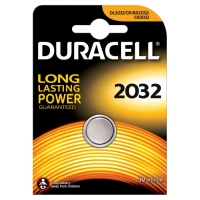 PILE MINI AL LITIO DURACELL CR 2032