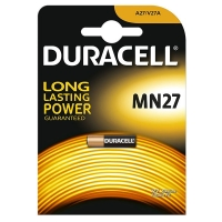 PILE DURACELL MN27 BL/1