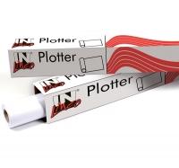 ROTOLO PLOTTER OPACA 0,914X100 MT GR.80 D.50