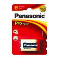 PILE PANASONIC TRANSIST.9V BL LR61 ALKALINE POWER
