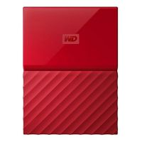 HARD DISK WD MY PASSPORT 1 RED