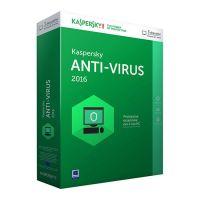 KASPERSKY ANTIVIRUS 2016 1Y 3PC KL1167TBCFS