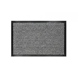 ZERBINO ASCIUGAPASSI VELCOC CM 40X70 GRIGIO SPESS.5 MM