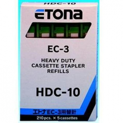 PUNTI CUCITRICE ETONA EC-3 HDC-10 CF1050  VERDE