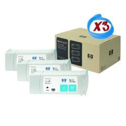 CARTUCCE HP N.81 CIA.MUL.CF3 C5067A