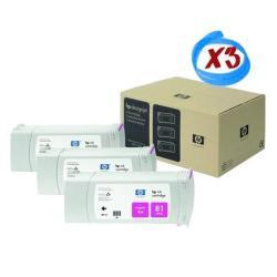 CARTUCCE HP N.81 MAG.MUL.CF3 C5068A
