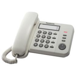TELEFONO FISSO PANASONIC KX-TS520EX1W