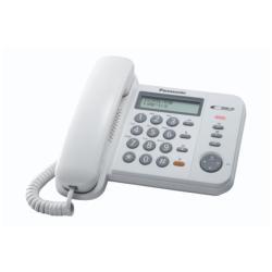 TELEFONO FISSO PANASONIC KX-TS580EX1W
