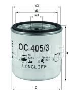 FILTRO OLIO OC 405/3 OPEL ASTRA/VECTRA