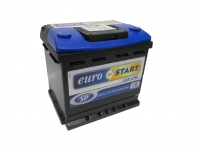 BATTERIA EURO START 50AH DX 450EN