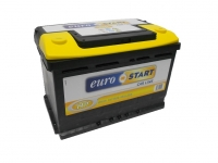 BATTERIA EURO START 70AH DX 640EN