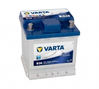 BATTERIA VARTA BLUE DYNAMIC CUBETTO 44AH