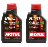8100 X-CLEAN FE 5W30 LT1