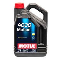 4000 15W40 MOTION LT5