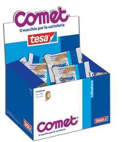 NASTRO ADESIVO CELLO 160 15X33 TESA/COMET CF.30