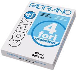 RISMA FABRIANO G80 A4 FF500 4 FORI