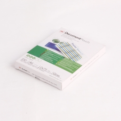 BUSTA PLASTIFICATRICE GBC A6 111X154 80M CF.100