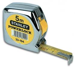 FLESSOMETRO STANLEY METALLO/ABS MT.5
