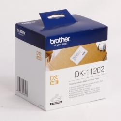 ETICHETTA BROTHER QL500 62X100 CF.300
